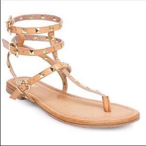Mossimo Tan Gertie Gladiator Sandal